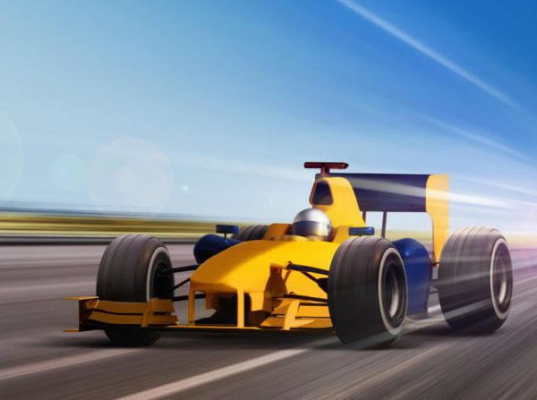 Innovation Of F1 Racing Car