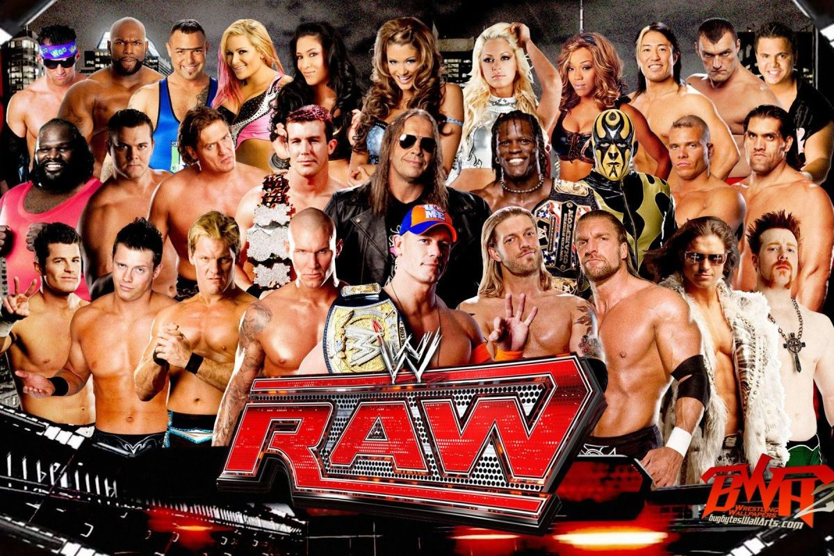 WWE Raw Superstar