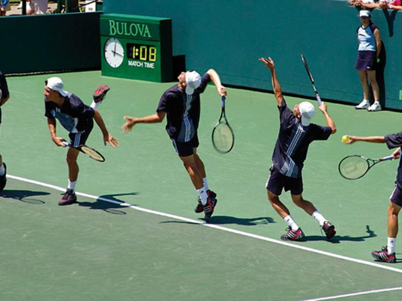 Perfect Tennis Serve