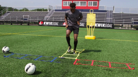 Recommended Soccer Training Equipment and Drills to Follow